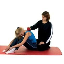 balle massage dos