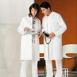 Arztbekleidung