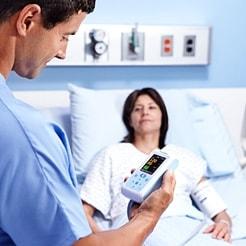 Digitales Blutdruckmessgerät